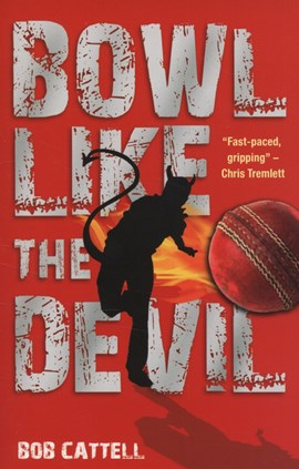 Bowl like the devil by Bob Cattell