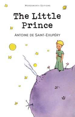 Little Prince (Fs) Wordsworth by Antoine de Saint-Exupéry