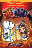 Bunny vs Monkey. Book two