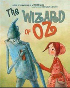 The Wizard of Oz by Manuela Andreani Illustrations