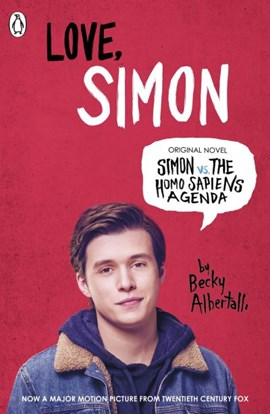 Simon Vs The Homo Sapiens Agenda (Film Tie In) P/B by Becky Albertalli