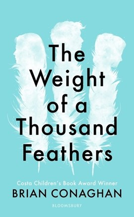 Weight Of a Thousand Feathers TPB by Brian Conaghan