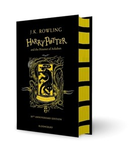 Harry Potter and the prisoner of Azkaban by J. K Rowling