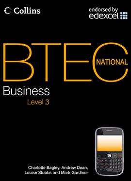 BTEC national business. Level 3 by Charlotte Bagley