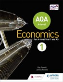 AQA A-level economics. Book 1