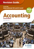Cambridge International AS/A level accounting. Revision guide