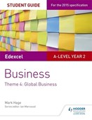 Edexcel A-level business. Theme 4. Student guide