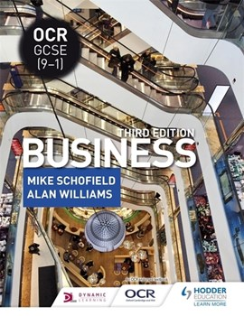 OCR GCSE (9-1) business by Mike Schofield
