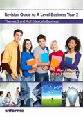 Revision Guide to A Level Business Year 2