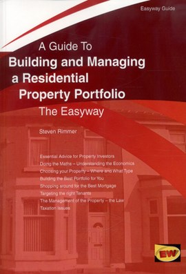 A guide to building and managing a residential property portfolio by Steven Rimmer