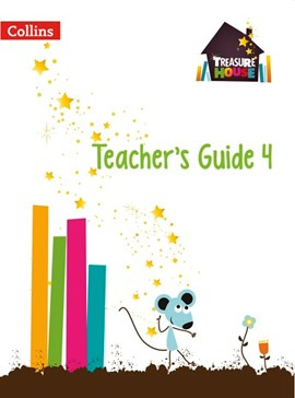 Treasure House. Year 4. Teacher guide by Collins UK