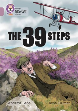 The 39 steps by Andrew Lane