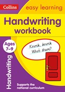 Handwriting. Age 7-9 Workbook