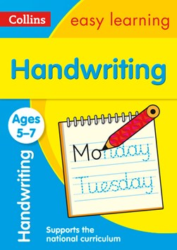 Handwriting. Age 5-7 by Collins Easy Learning