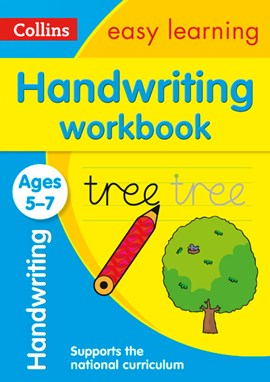 Handwriting. Age 5-7 Workbook by Collins Easy Learning
