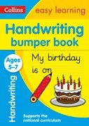 Handwriting. Age 5-7 Bumper book