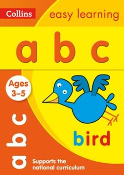 ABC. Age 3-5 by Collins Easy Learning