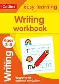 Writing. Ages 3-5 Workbook
