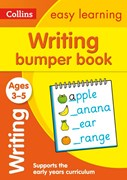Writing Bumper Book Ages 3-5
