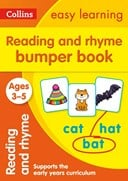 Reading and Rhyme Bumper Book Ages 3-5
