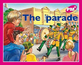 The Parade PM Plus Magenta 2 Fiction by