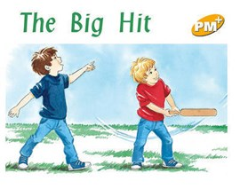 The Big Hit PM PLUS Level 6 Yellow by