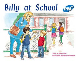 Billy at School PM PLUS Blue 9 by