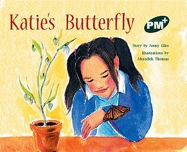 Katie's Butterfly PM PLUS Level 14 Green by