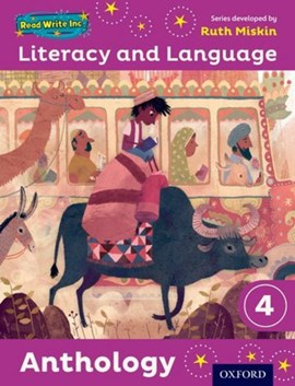 Read Write Inc.: Literacy & Language: Year 4 Anthology by Ruth Miskin