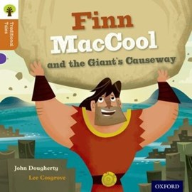 Finn MacCool and the Giant's Causeway by John Dougherty