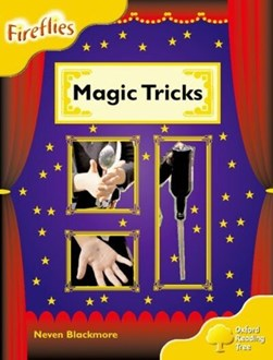 Magic tricks by Neven Blackmore