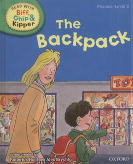 The backpack by Mr Roderick Hunt