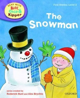 The snowman by Mr Roderick Hunt