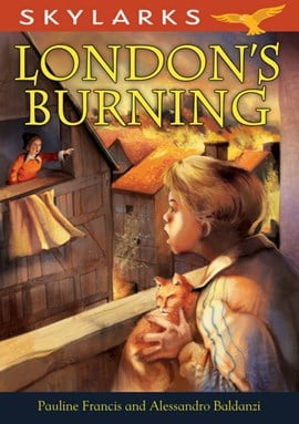 London's burning by Pauline Francis