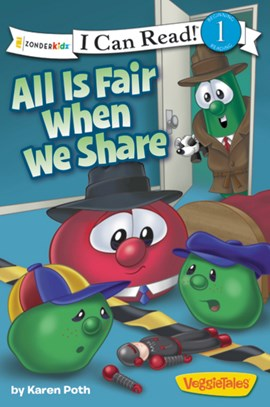 All is fair when we share by Karen Poth