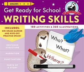 Get Ready for School Writing Skills by Heather Stella