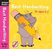 Best Handwriting for ages 6-7