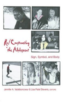 "Re/constructing ""the adolescent"" by Lisa Patel Stevens"