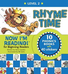 Rhyme time by Nora Gaydos