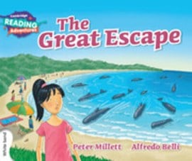 The great escape by Peter Millett