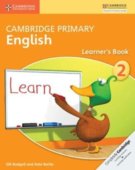 Cambridge primary English. Learner's book 2 by Gill Budgell
