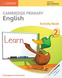 Cambridge primary English. Activity book 2