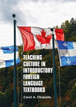 Teaching culture in introductory foreign language textbooks by Carol A. Chapelle
