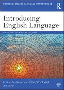 The English language by Louise Mullany