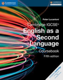 IGCSE English as a second language. Coursebook by Peter Lucantoni