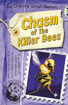 Bug Club Grey B/4C Charlie Small :The Chasm of the Killer Bees 6-pack by Mr Nick Ward