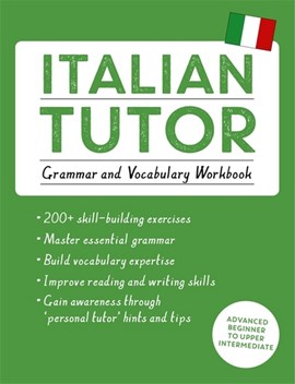Italian tutor by Maria Guarnieri