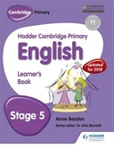 Hodder Cambridge primary English. Stage 5 Student book