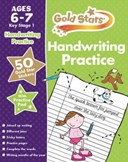 Gold Stars Handwriting Practice Ages 6-7 KS1