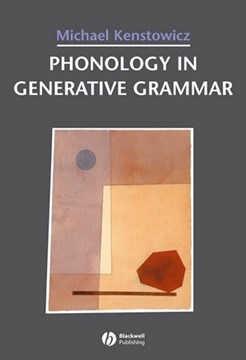 Phonology in Generative Grammar by Michael Kenstowicz